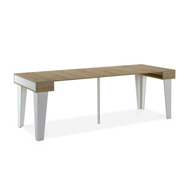 Table extensible style scandinave