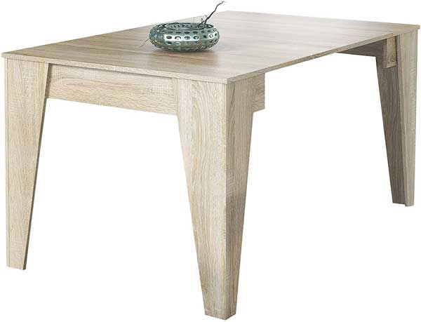 Table console extensible 6 personnes