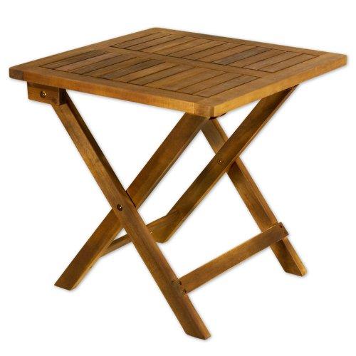 Table pliante de jardin
