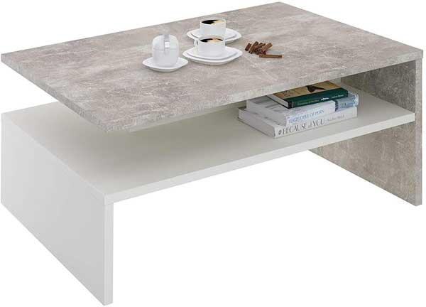 Table basse design moderne