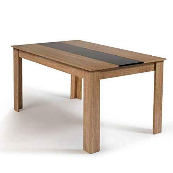 Table MDF pour 6 personnes