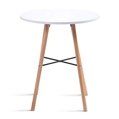 Petite table ronde scandinave
