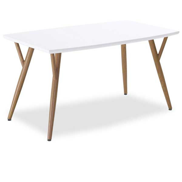 Table scandinave 4 à 6 personnes