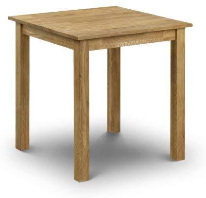 Table en bois de chêne blanc américain