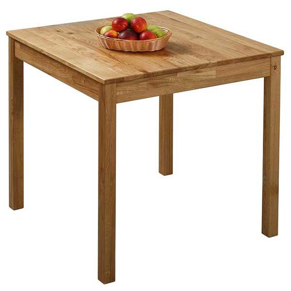 Table bois massif de chêne