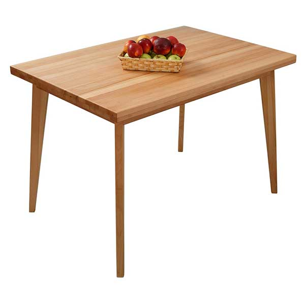 Table en bois de hêtre