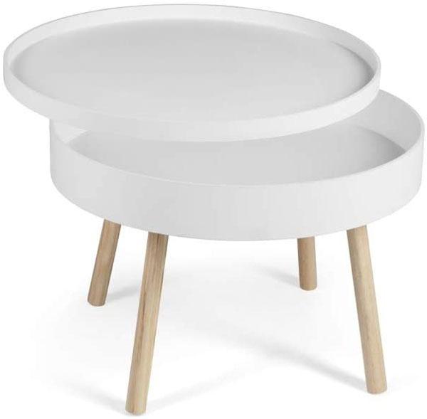 Table basse style minimaliste
