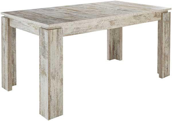 Table extensible 2 mètres de long