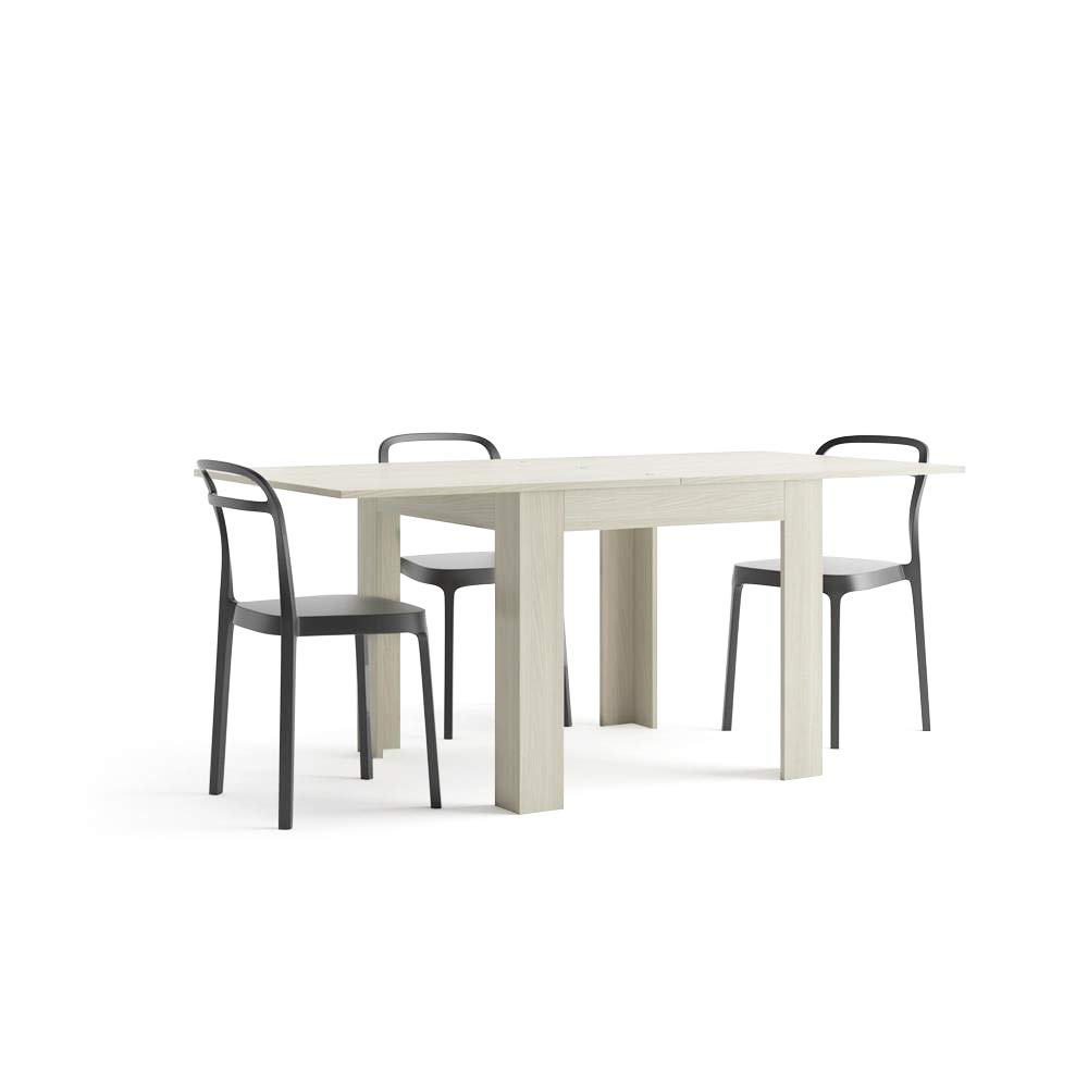 Table italienne extensible