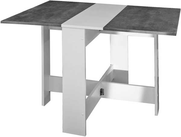 Table pliante contemporaine
