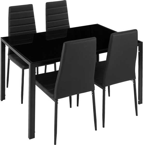 Table salle à manger + 4 chaises