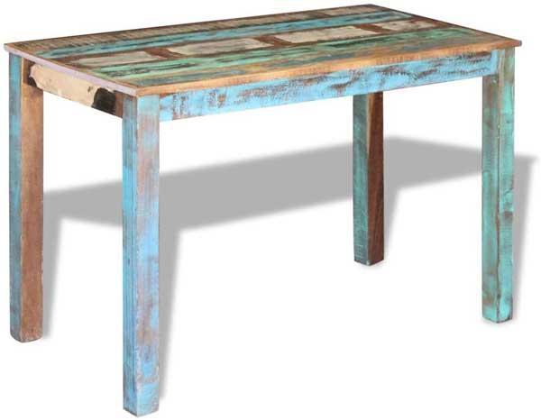 Table de salle à manger bois massif